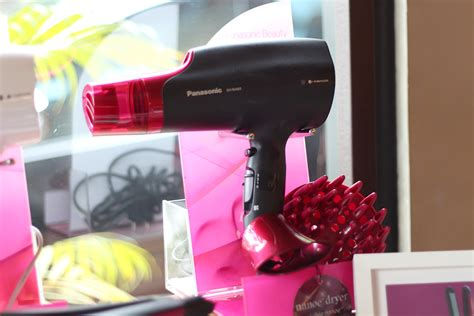 Hair Dryer Daily secret for glowing ramadan look with panasonic and