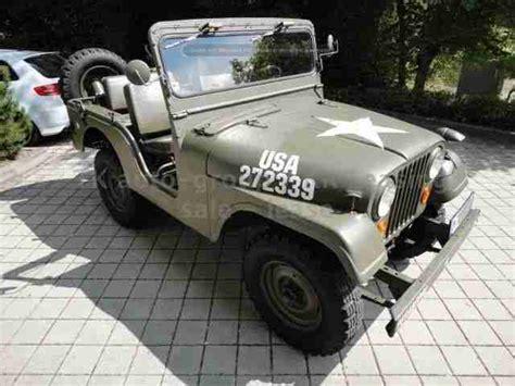 H Kennzeichen Auto Kaufen by Jeep Willys Willy Kaiser H Kennzeichen Von Angebote Dem