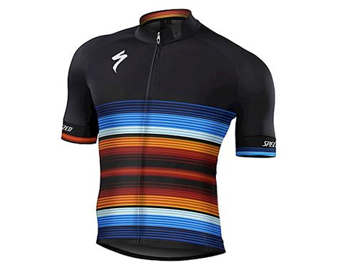 Jersey Specialized specialized sl expert jersey black m 64117 2663 road amain cycling