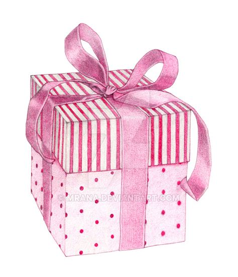 pink gifts pink gift box by mrana on deviantart