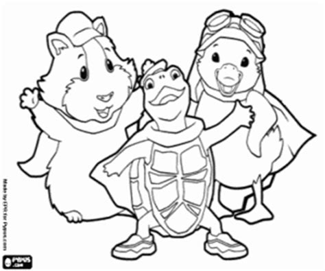 coloring pages wonder pets wonder pets coloring pages printable games