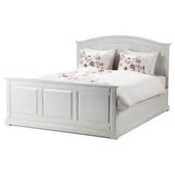 Ikea Bed Frame White Uk Birkeland Seng 180x200 Cm Ikea Soverom