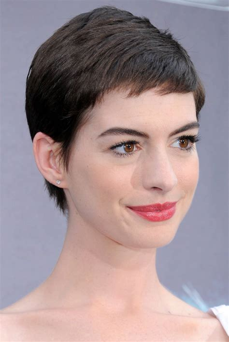 pixie cut audrey hepburn wedding hairstyles for short hair