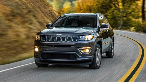jeep compass 2018 reviews jeep compass 2018 review carsguide