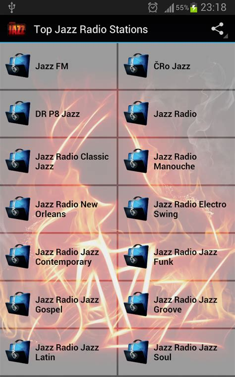 best jazz radio stations top jazz radio stations android apps on play