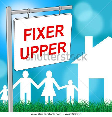 fixer upper meaning fixer upper stock images royalty free images vectors