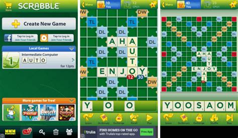scrabble free for android 5 best free scrabble apps for android