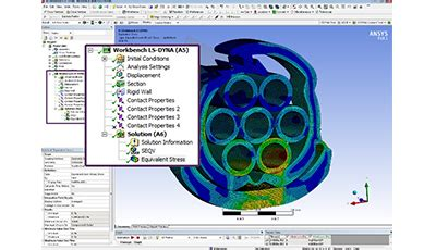 work bench ls simulation capabilities ansys ls dyna