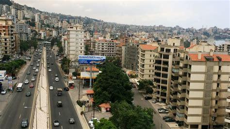 Repair In Beirut World Bank Allots Us 200 Million For Road Repairs In Lebanon