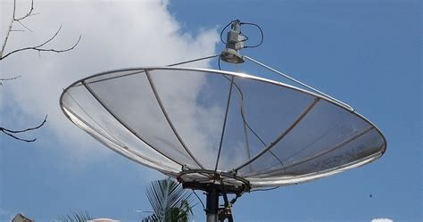 install parabolic antenna tv world electricity