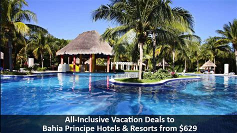 All Inclusive Vacation Packages All Inclusive Deals 57 Images Republic All Inclusive