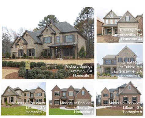 6 sold homes lawrenceville lilburn sr homes