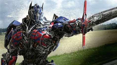 wallpaper 3d transformers 4 2048x1152 optimus prime in transformers 4 age of