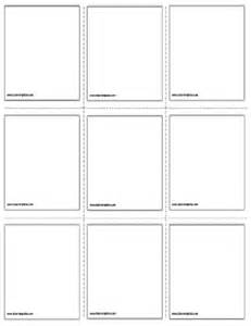 Editable Flash Templates Free by Editable Flashcard Template Fill Printable