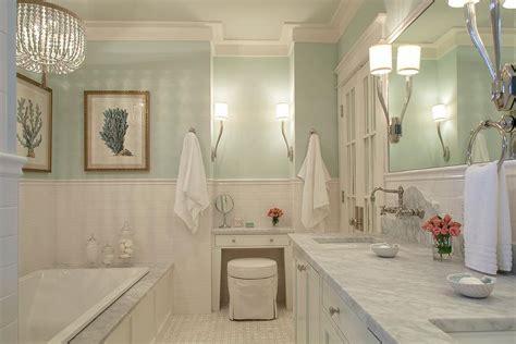 Bathroom Dressing Bench White And Blue Master Bathroom Design Ideas