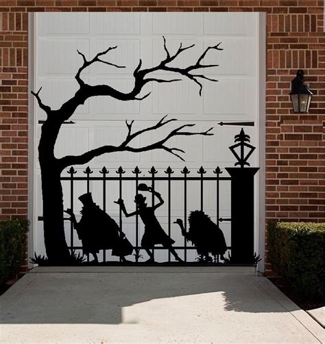 Halloween Wall Mural hitchhiking ghost 1 halloween best priced decals wall