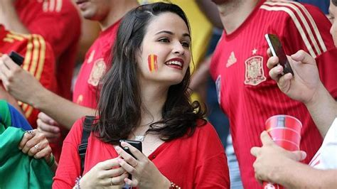 mujeres hermosas españolas las espa 241 olas son las europeas m 225 s forofas y entendidas