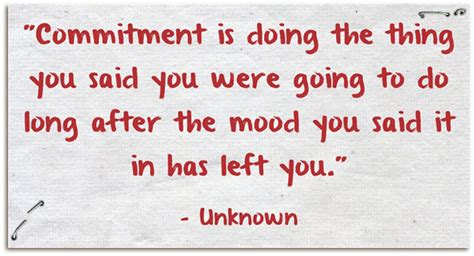 Commit To Commitment by Business Quotes On Commitment Quotesgram