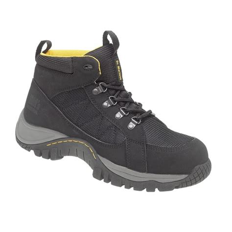 Boots Safety Shoes Kode Wolv02 dr martens black hamilton safety boot code 6911 safety