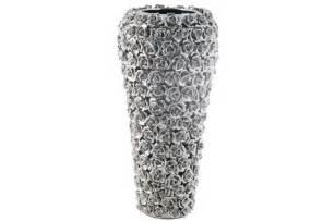 grand vase roses chrom 233 vase pas cher