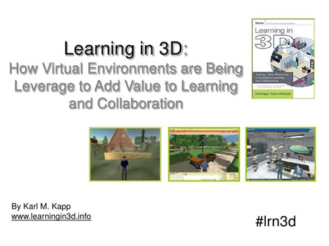 How To Leverage Mba by Learning In 3d How Environments Are Being