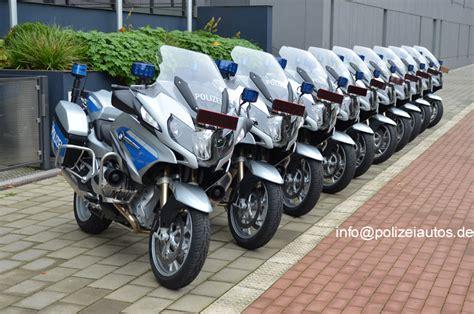 Motorrad Forum Nrw by Polizeiautos De Bmw R 1200 Rt Facelift 2015