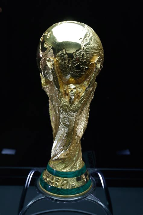 world cup the world cup trophy is the worst trophy in sports for
