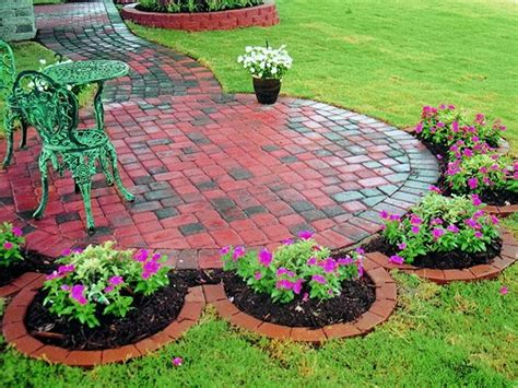 Cheap Garden Ideas by How To Create And Apply Front Yard Garden Ideas