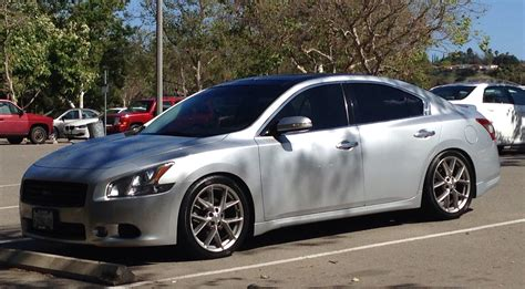 lowered nissan image gallery 2013 maxima lowered