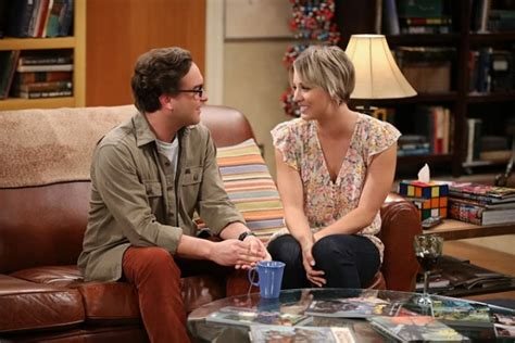 how many people like penny on the big bang theory new hair the big bang theory season 9 kaley cuoco teases leonard