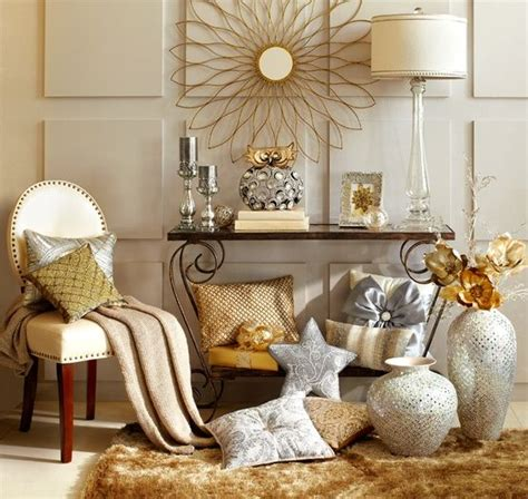 gold and silver home decor gold silver home decor trend home design and decor