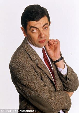 Mr Bean Line moment emmanuel macron meets of mr bean atkinson