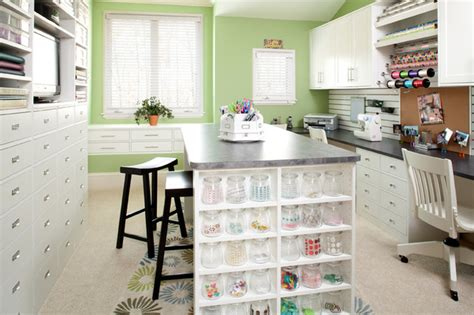 home office craft room design ideas craft room traditional home office philadelphia by