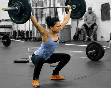 overhead bench squats overhead squat crossfit pinterest