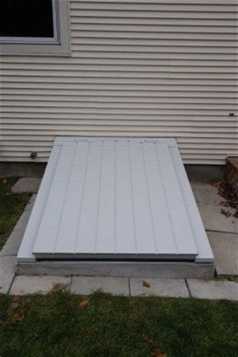 basement bulkhead door basement bulkhead doors prices lucigold all aluminum basement bulkhead doors window and