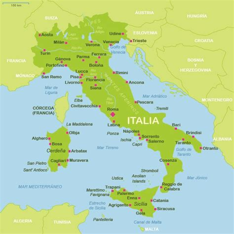 d italia a roma 56 best images about italia mapas on sorrento