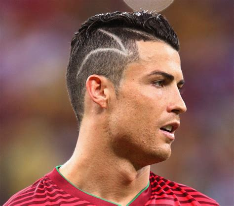 soccer players hair cut style cr7 2014 haircut joy studio design gallery best design