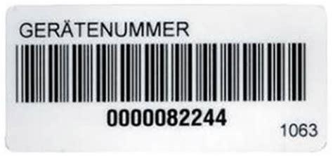 Barcode Aufkleber Kaufen by Aufkleber Beha Robe 1063d Barcode Aufkleber 1036d