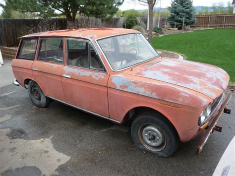 1967 datsun bluebird any interest in 1967 datsun bluebird estate