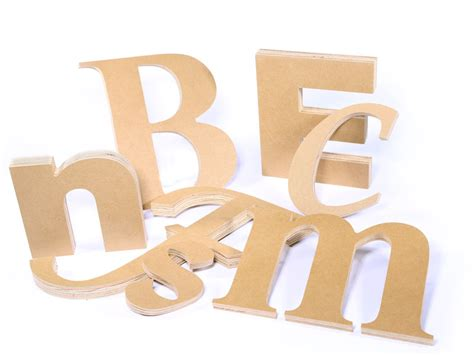 Outdoor Letters by Guide To Outdoor Wood Letters