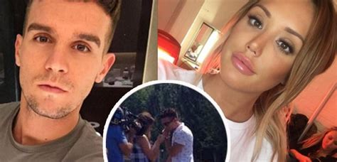 gary beadle admits it was awkward seeing charlotte after charlotte crosby just posted a weirdly romantic memory