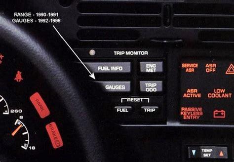 corvette oil life monitor reset  engine oil life monitor