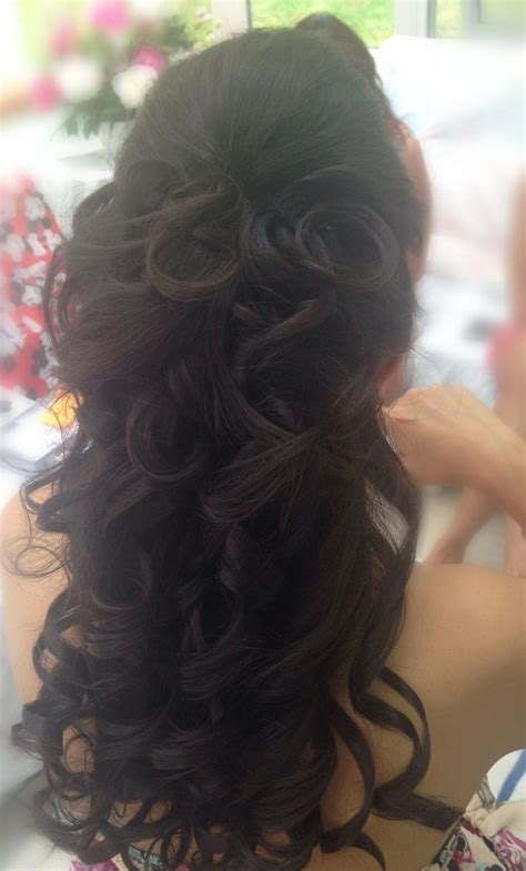 jobseeker in media for hairstyle beauty in south africa 16 best half up and half down hairstyles images on pinterest