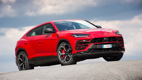 lamborghini urus lamborghini urus suv uk review car magazine
