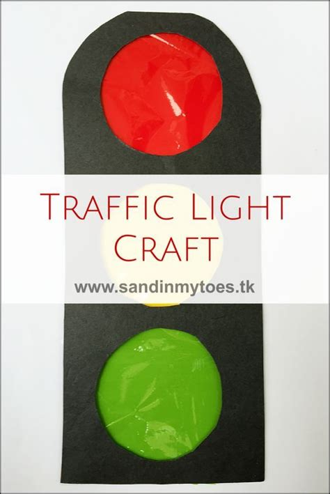 traffic light craft for 378 best images about transportation activities for