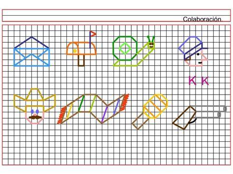 imagenes para dibujar en cuadricula dibujos en cuadriculas c02 1 dibuixar en quadr 237 cula 1
