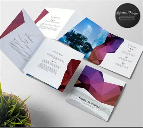 leaflet design trends business brochure design design trends premium psd