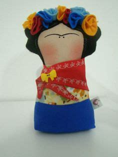 frida kahlo little people 1847807704 boneca frida bonecas de pano frida kahlo