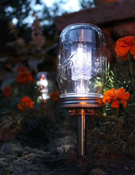 solar lights for backyard 10 ideas for outdoor jar lights to add a glow to your patio garden club