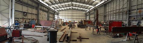 design museum london workshops carbon steel fabrication blm engineering ltd